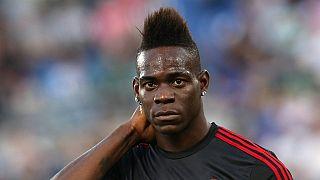 Football Leaks: un bonus d'un million de livres pour que Mario Balotelli se tienne tranquille