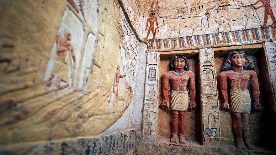 Image: Wahtye tomb Egypt