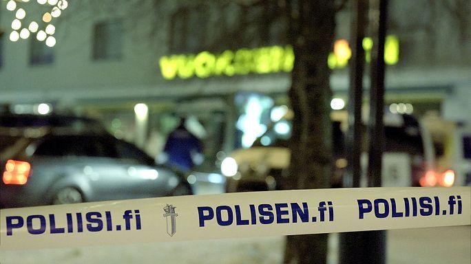 Finlandiya'da silahlı saldırı: 3 kadın öldü
