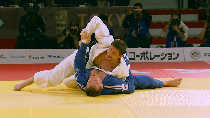 El Grand Slam de Tokio pone el punto final a la temporada de judo.
