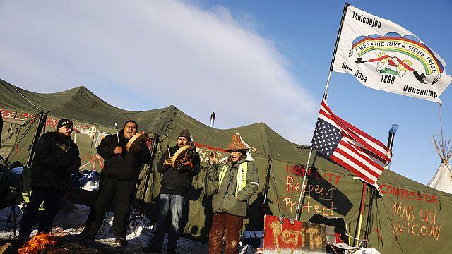 Erfolg für Sioux-Indianer: Umkämpfte Erdölleitung wird vorerst nicht fertiggebaut