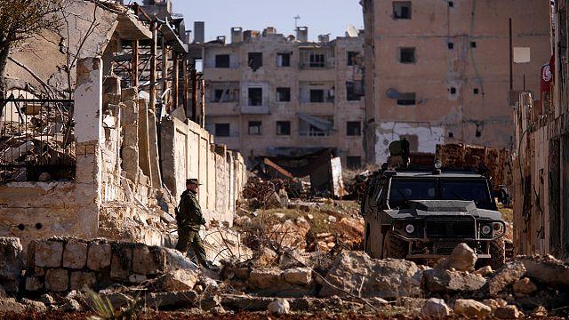 Syrian army advances on Aleppo airport