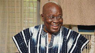 Présidentielle ghanéenne : Nana Akufo-Addo parle de son programme