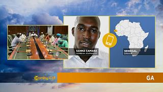 Gambia's political transition process [The Morning Call]
