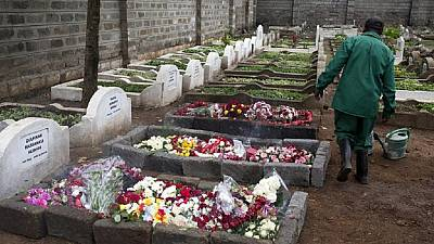 Zimbabwe's capital raises over $700,000 from selling burial space