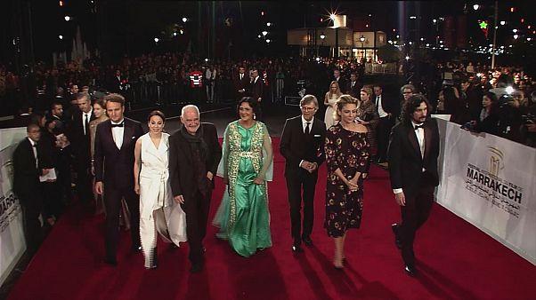 "Regen bringt ""Film-Segen"" auf dem Festival in Marrakesch"