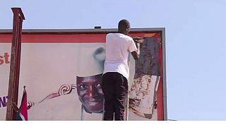 Les posters géants de Yahya Jammeh ont été enlevés