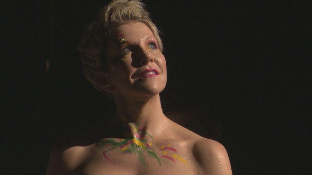 آلبوم جدید جویس دیدوناتو، خواننده اپرا نوید صلح را می دهد