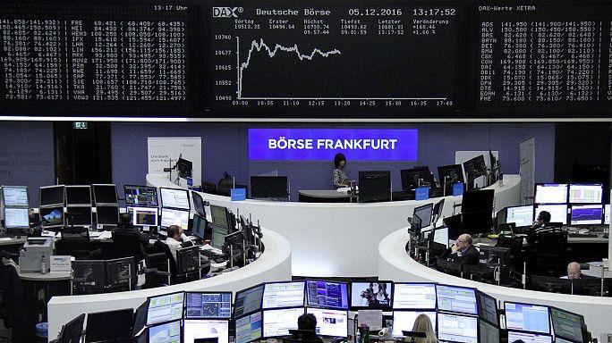 Markets shiver but don't catch cold over Italian political turmoil