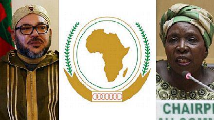 AU denies frustrating Morocco's readmission efforts