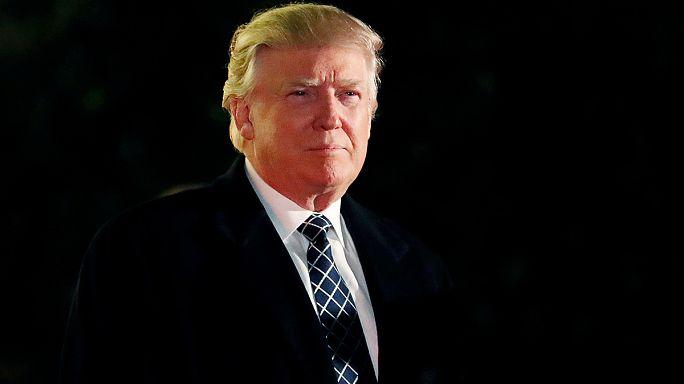ترامب يتوعد بفرض ضريبة تصل إلى 35 في المئة ضد منتجات الشركات الفارة خارج الولايات المتحدة