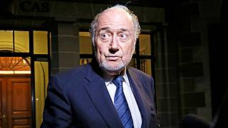 Court of Arbitration for Sport upholds Sepp Blatter's 6-year ban from football-related activity for corruption