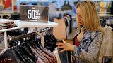 Las ventas minoristas en la eurozona aumentan a su mayor nivel en dos años