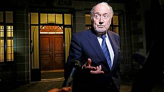 Court of Arbitration for Sport maintains Blatter ban