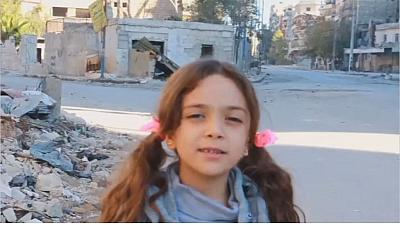 Fears grow for Aleppo Twitter Girl