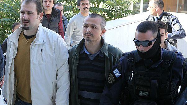 Ελλάδα: Δεν εκδίδονται στην Τουρκία οι τρεις αξιωματικοί