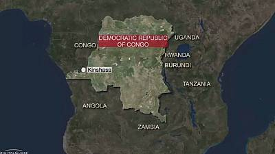 23 people killed in clashes in central DR Congo