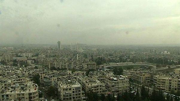 A Alep, l'armée de Bashar continue son avancée