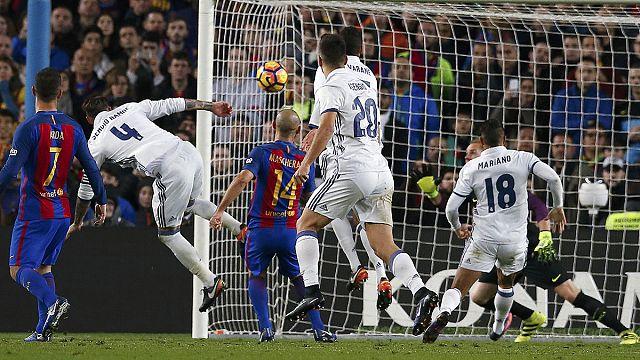 """""""Clásico"""": Real Madrid não cede ao Barcelona"""