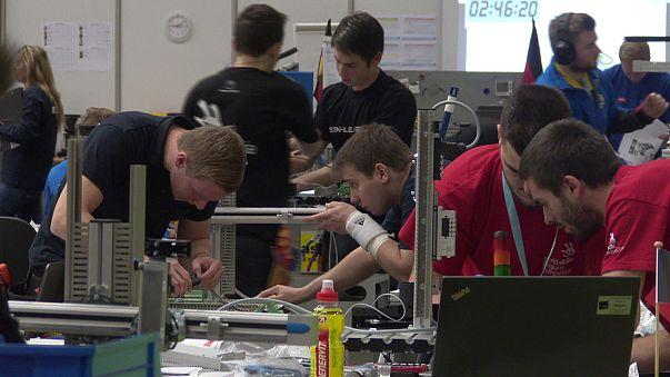 برگزاری پنجمین دوره رقابتهای حرفه ای جوانان اروپایی در گوتنبرگ