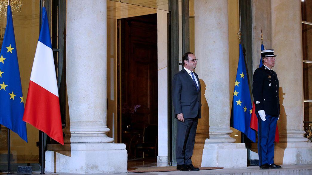 O legado do Presidente Hollande à França