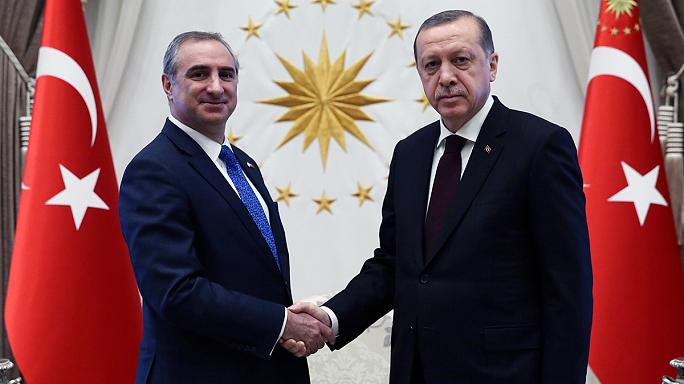 Elfoglalta állomáshelyét Izrael törökországi nagykövete