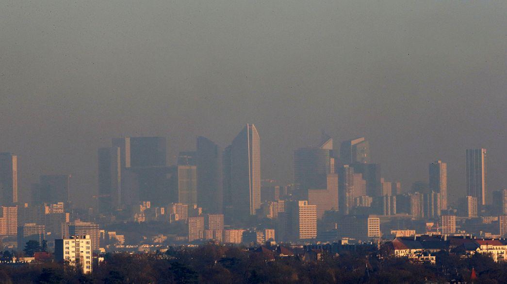 Paris : circulation alternée pour lutter contre la pollution