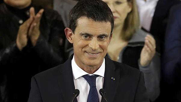 Manuel Valls presidential bid underwhelms France
