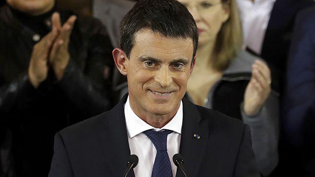 Reacciones a la candidatura de Manuel Valls