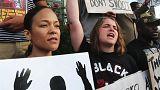 الغاء محاكمة شرطي أمريكي قتل أحد المواطنين السود