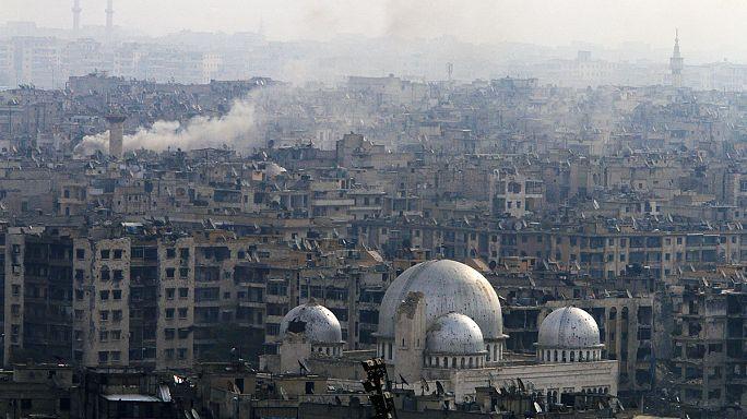 روسيا والصين تسقطان مشروع قرار يتضمن هدنة في حلب