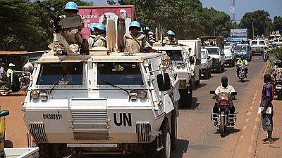 L'ONU accuse 41 Casques bleus gabonais et burundais d'abus sexuels en Centrafrique