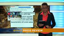 Press Review of December 6, 2016 [The Morning Call]