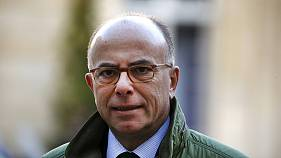Interior Minister Bernard Cazeneuve is France's new PM, replacing Manuel Valls who has quit to run for the presidency