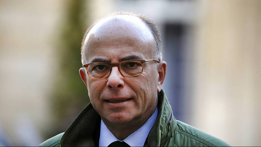 Bernard Cazeneuve becomes new French PM