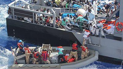 Libye : 730 migrants secourus en mer