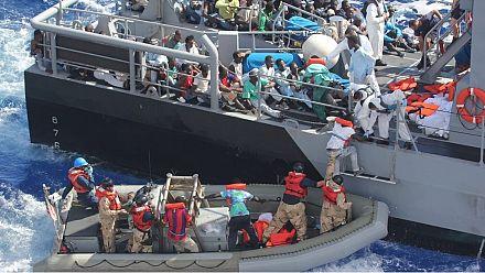 Red Cross recovers 11 migrants bodies in Libya