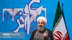 روحانی: همه تحریمها به جز تحریم بانکی به طور کامل برداشته شده است