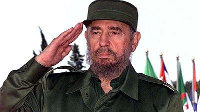 Ethiopia event commemorates Castro with 21-gun salute in Addis Ababa