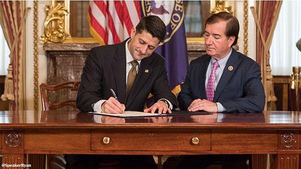 رئیس مجلس نمایندگان آمریکا: حالا ترامپ امکان پیشبرد سیاست ما در قبال ایران را دارد