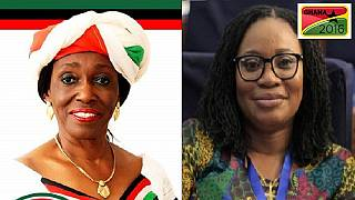 History-making women in Ghana's polls – elections chief and former first lady