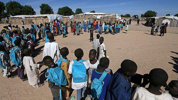 Unicef y la UE defienden la educación de los niños en zonas de conflicto