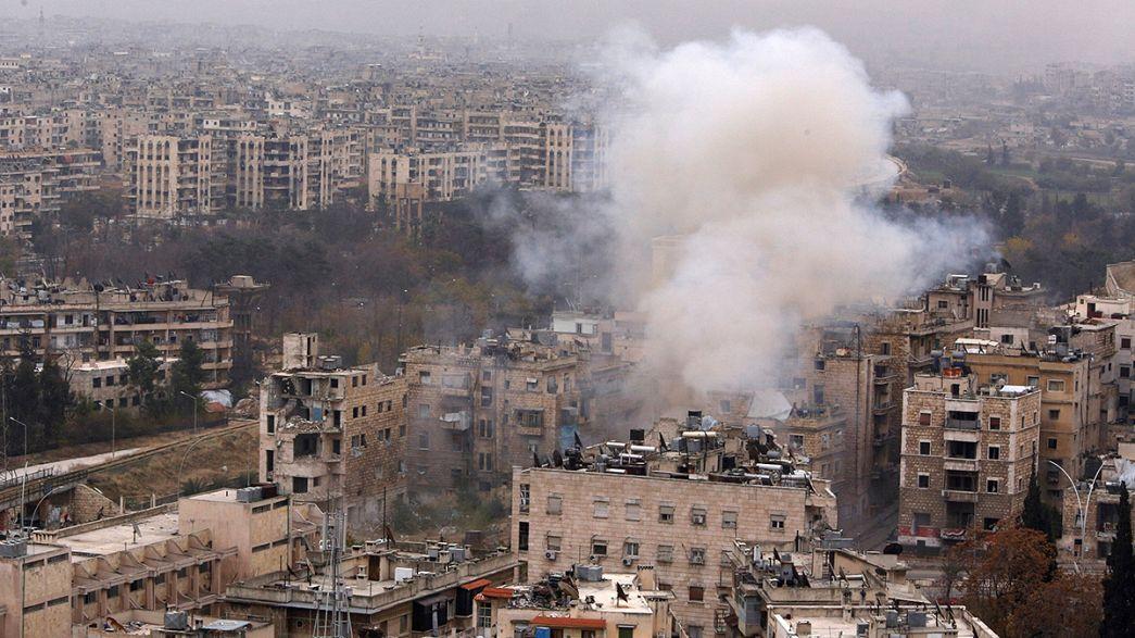 Síria: Exército controla 70% do Leste de Alepo