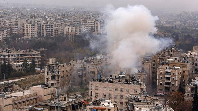 Syrian forces capture key parts of rebel-held eastern Aleppo, state media says