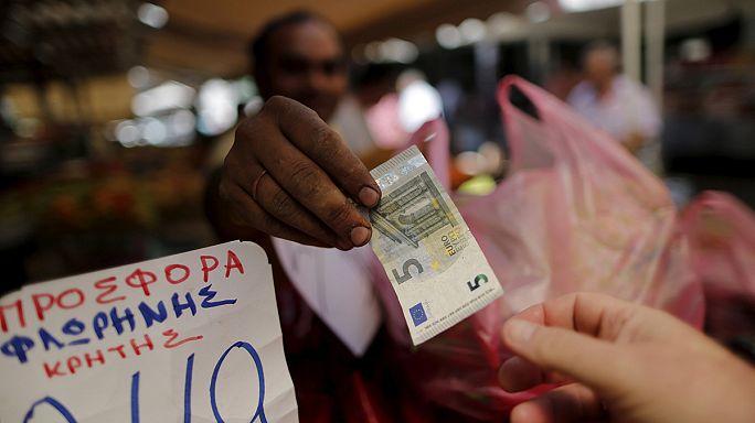 Grecia: dall'Eurogruppo il via libera a un lieve alleggerimento del debito