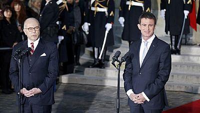 Bernard Cazeneuve becomes new French PM
