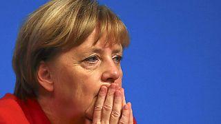 Angela Merkel è stata rieletta presidente della Cdu