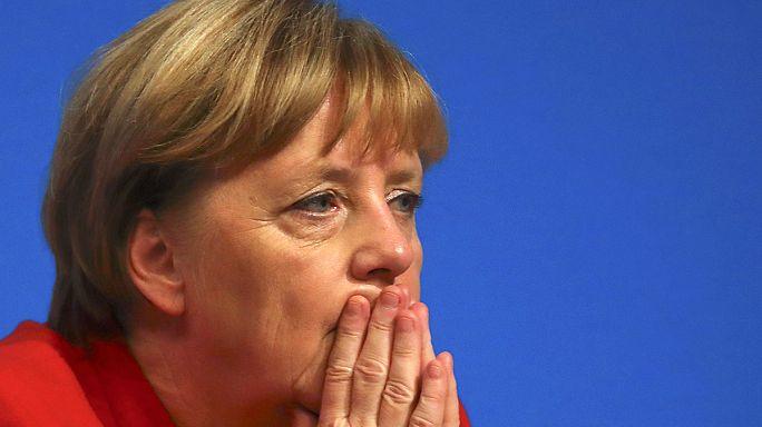 """Merkel """"levanta o véu"""" sobre nova política migratória após reeleição à frente da CDU"""
