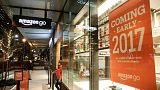 Amazon открывает магазин без кассиров