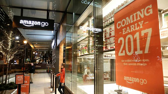 Amazon A Go Go real-time queue free shopping coming soon